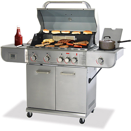 Uniflame Barbecue Grill Models: GBC730W - GBC750W - NSG3902B - NSG4303 - Patriot - SG380 - SG380-2 - Wellington.