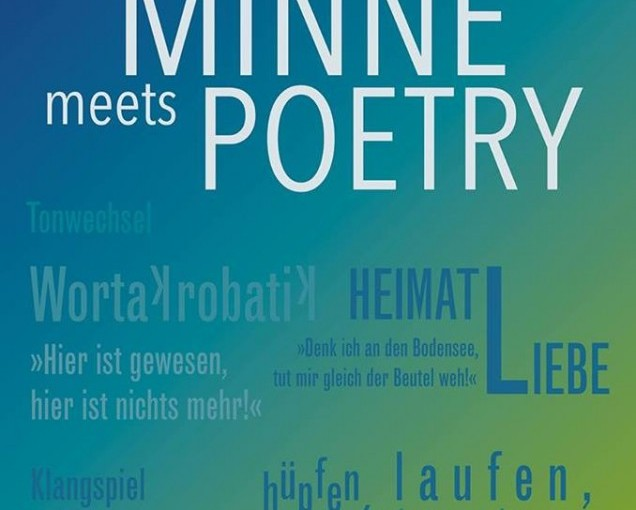 MINNE meets POETRY