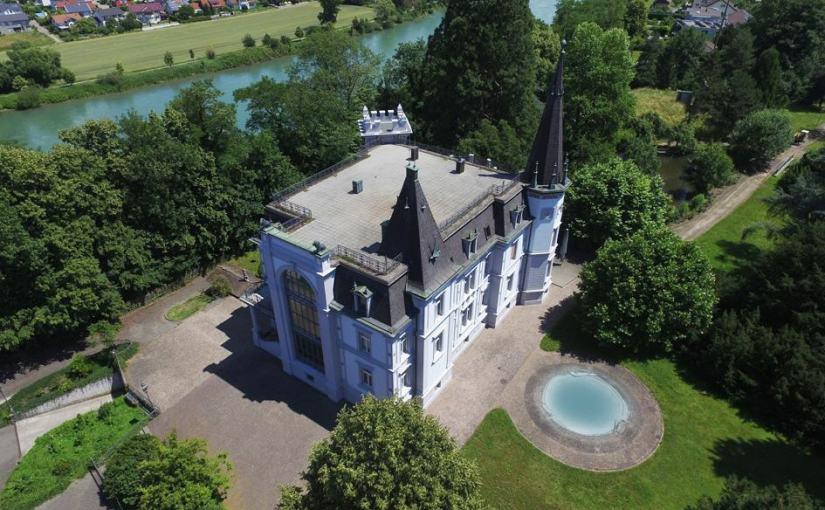 2,5 Rappen Schlosskultur pro Tag und proEinwohner